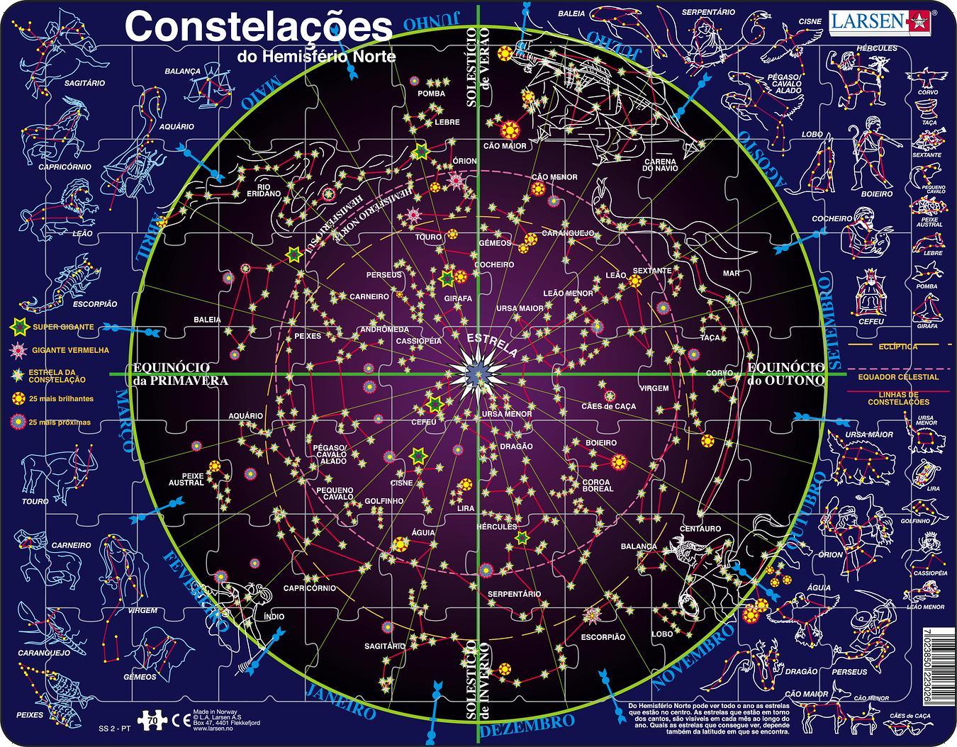 Constelações - Larsen