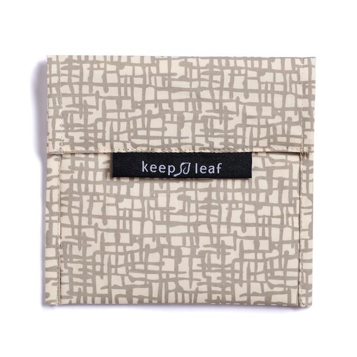 Saco de Snack Mesh Reutilizável  - Keep Leaf
