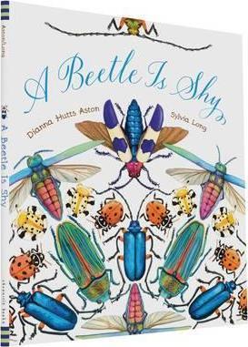 A Beetle Is Shy