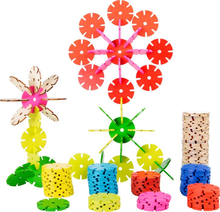 Flores Jogo de Encaixe | Smallfoot