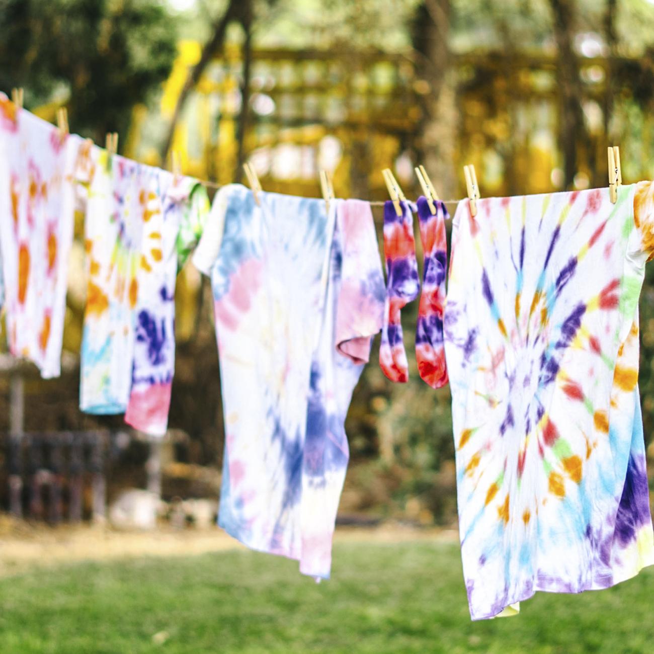 Kit Base Tie Dye | 6 Cores | Tingimento de Tecido