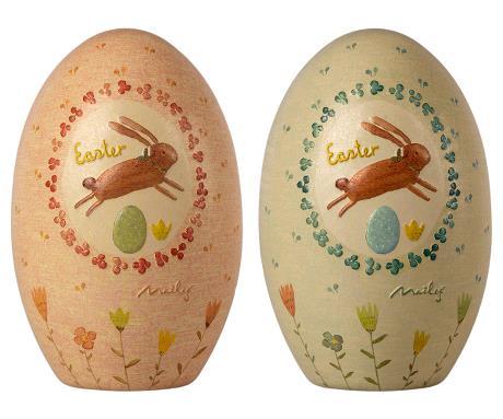 Caixa Ovo de Páscoa em Metal | Vários