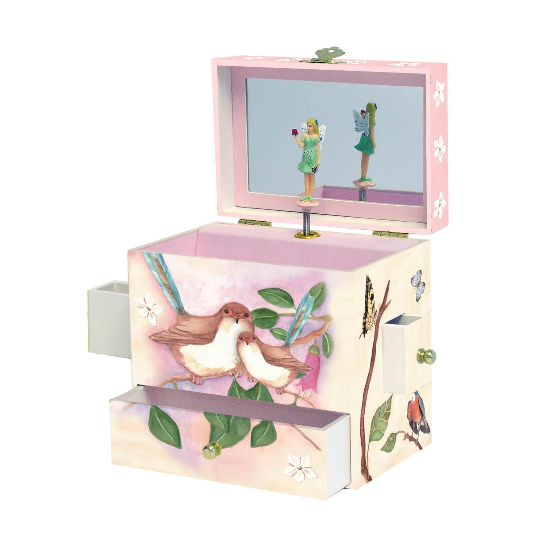 Caixa de Música Fada   Enchantmints
