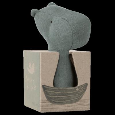Chocalho Hipopótamo | Maileg