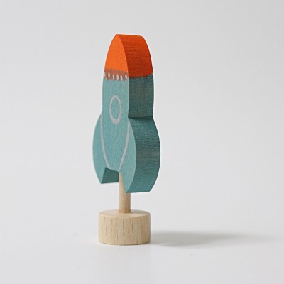 Foguetão - Figura Decorativa - Grimm's
