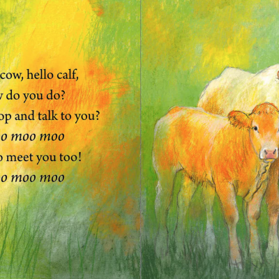 Hello Farm, How Do You Do? - Floris Books