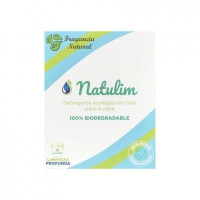 Detergente de Roupa Natural em Tiras   Natulim