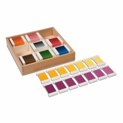 Caixa de Cor nº 3 - Nienhuis Montessori