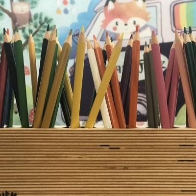 Lápis de Cor à Unidade - Nienhuis Montessori