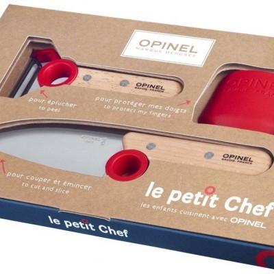 Kit Cozinha O Pequeno Chef - Opinel