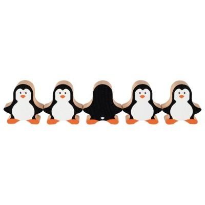 Pinguins de Equilíbrio