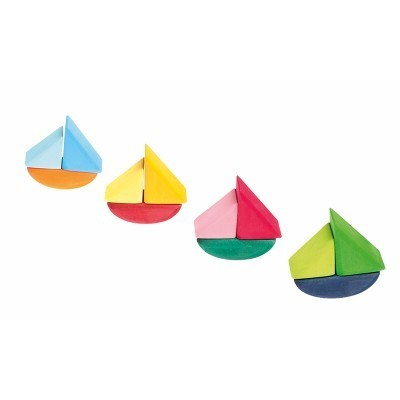 Barcos Rolantes - Grimm's
