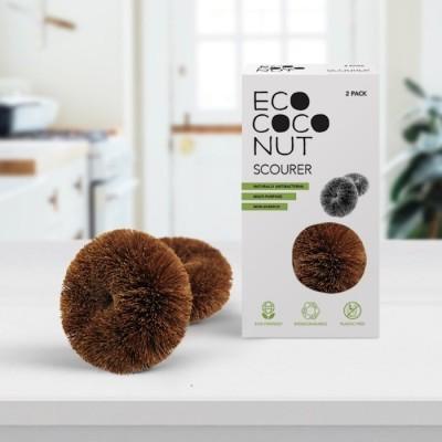 Esfregão da Loiça de Coco - EcoCoconut's