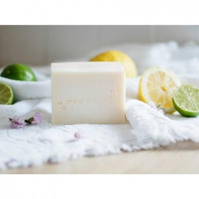 Sabonete Artesanal Para a Loiça Menta e Limão | Mind The Trash