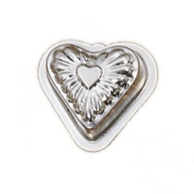 Coração Forma de Bolo - Gluckskafer