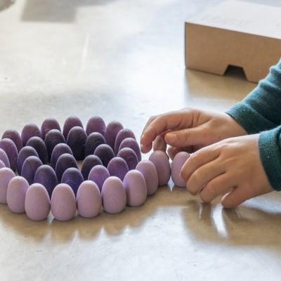 Ovos Roxos Peças Soltas
