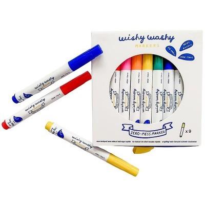 Marcadores Vibrantes Wishy Washy