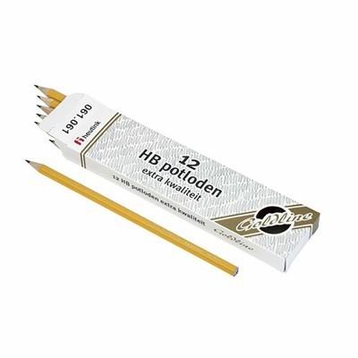 Lápis de Carvão HB - Heutnik