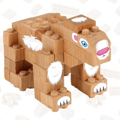 Urso Polar | FabBrix Bricks