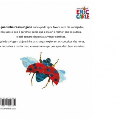 A Joaninha Resmungona