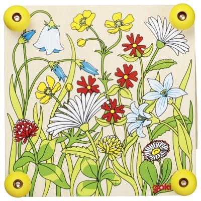 Prensa Flores e Folhas para Herbário - Goki