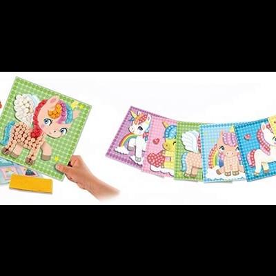 Unicórnio - PlayMais Mosaic