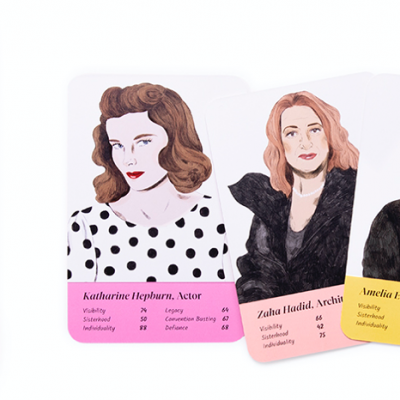 Fantastic Women   Jogo de Cartas