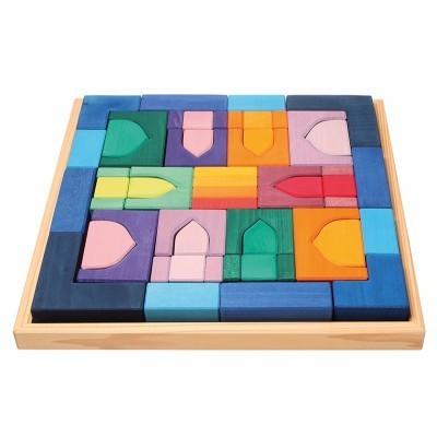 Puzzle de Construção 1001 Noites Grande - Grimm's
