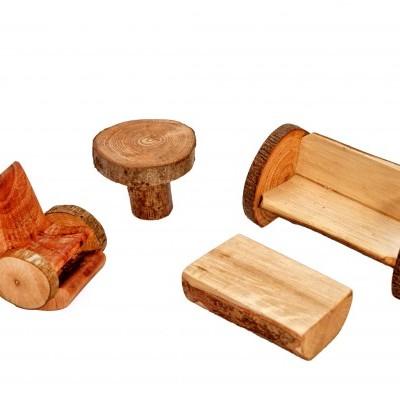 Móveis de Sala - Magic Wood