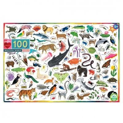 Beleza Animal | 100 Peças