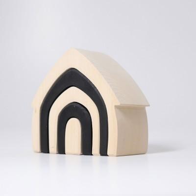 Casa Monocromática- Grimm's
