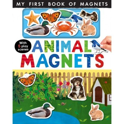 Animal Magnets - My First Book of Magnets