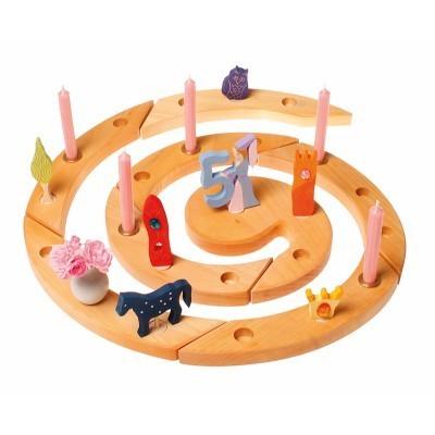 Espiral Aniversário e Advento Natural - Grimm's