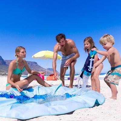Piscina Infantil e Toalha de Praia - EverEarth