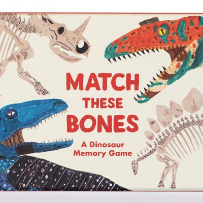 Match These Bones   Associa os Ossos