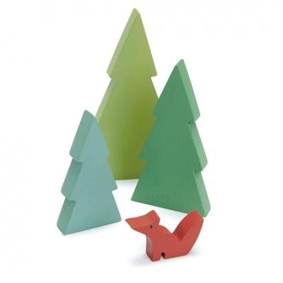 Árvore Abeto Verde