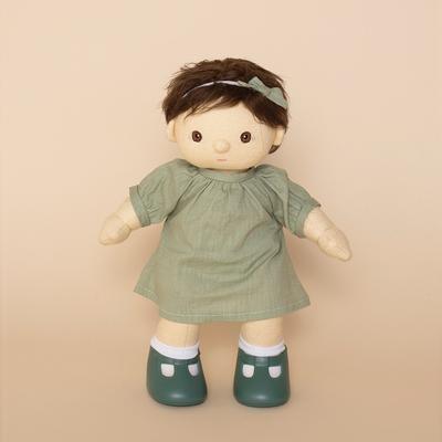 Menta Mala de Roupa de Viagem - Dinkum Doll