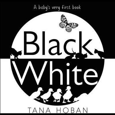 Black White - Tana Hoban