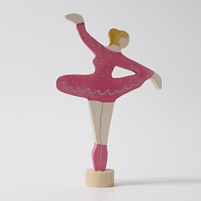 Bailarina - Figura Decorativa - Grimm's