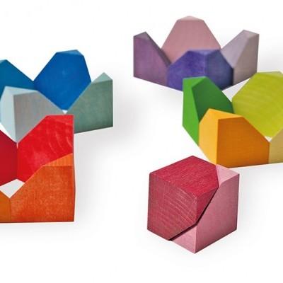 Pedra Angular Set de Construção - Grimm's