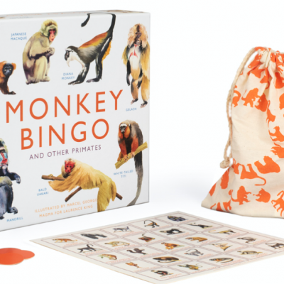 Monkey Bingo And Other Primates | Bingo dos Macacos e Outros Primatas