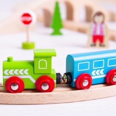 Conjunto de Comboio