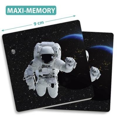 Jogo da Memória Maxi Universo - Akros
