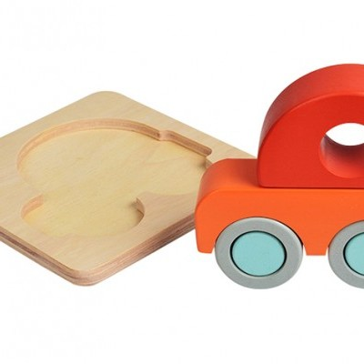 Puzzle Carro 3D