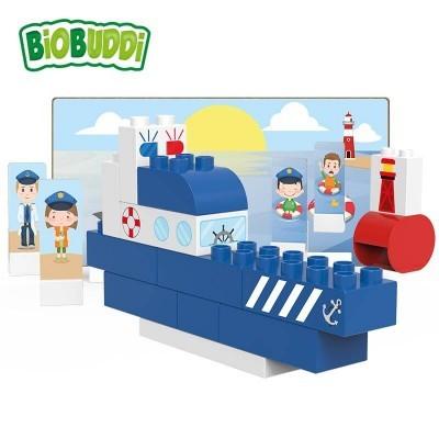 Barco de Polícia - BioBuddi