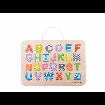 ABC Puzzle Magnético - EverEarth