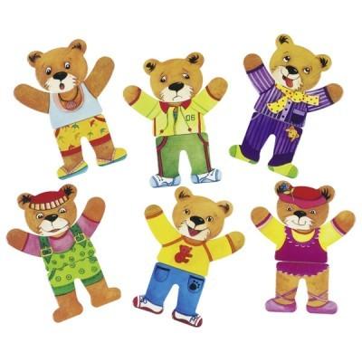 Caixa de vestir Pequena Urso II - Goki