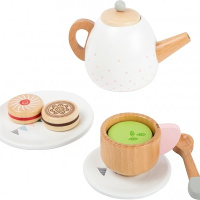 Conjunto de Chá & Bolos