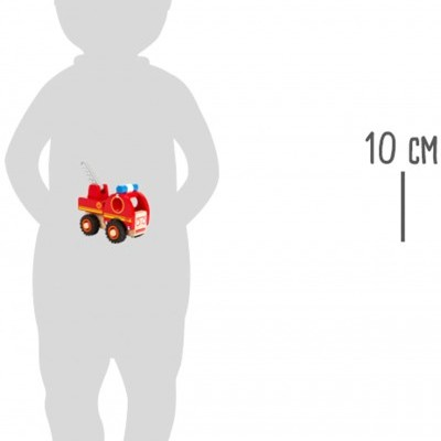 Camião de Bombeiros Pequeno