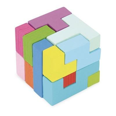 Cubo Tangram